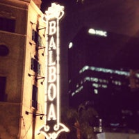 Снимок сделан в The Balboa Theatre пользователем Andrew T. 4/25/2013