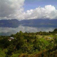 Photo taken at Danau Maninjau by nibon f. on 5/21/2016