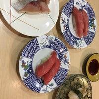 10/7/2018にvvnが回転寿司 海鮮で撮った写真