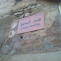 4/3/2013 tarihinde Sara O.ziyaretçi tarafından Marrakech'de çekilen fotoğraf