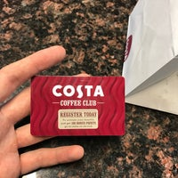 Photo taken at Costa Coffee by Eugene V. on 2/19/2017