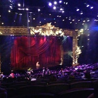 Photo taken at CRISS ANGEL Believe by Amadiris C. on 3/20/2013