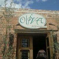 Photo taken at Oliva Restaurante by Julio L. on 9/28/2012