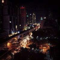 Photo taken at W Bangkok by Eddie S. on 1/13/2013
