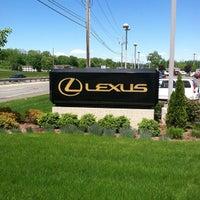 Balise Lexus