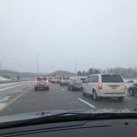 Photo taken at I-71 Exit 231 - OH-82 Royalton Rd by Traci C. on 2/20/2013