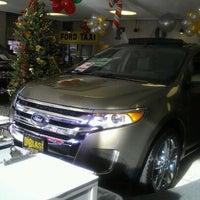 Photo taken at Di Blasi Ford by Kat L. on 12/19/2011