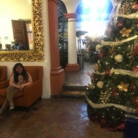 Photo taken at Hotel Plaza Magnolias by Karem M. on 12/30/2017