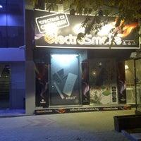 Photo taken at electroSmoke Lozenec Store by MaxBuild .. on 12/9/2012
