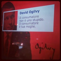 Photo taken at Ogilvy by Luca M. on 1/31/2014