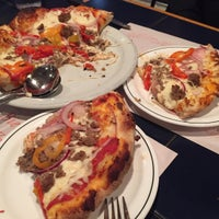 Photo taken at Angela Pizzeria & Restaurant by 514eats on 10/30/2016