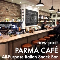 Photo taken at Parma Café by 514eats on 12/23/2016