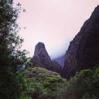 Photo taken at ʻĪao Valley State Park by Aaron R. on 3/23/2013