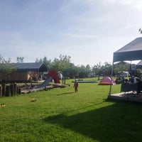 Photo taken at Camping T Oortjeshek by Pieter S. on 5/23/2015