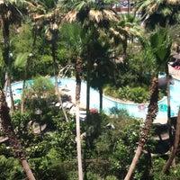 Photo taken at Tahiti Village Resort by Desiree H. on 6/1/2013