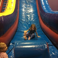 Photo taken at Pump It Up by Rachel A. on 6/27/2016