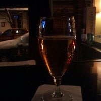Photo taken at Meritage Restaurant & Wine Bar by Christine O. on 1/26/2013