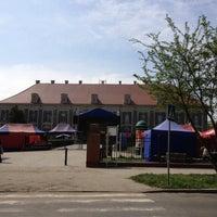 Photo taken at Wallensteinschloss by Frau_Dokta on 5/5/2013