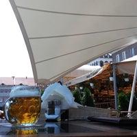 Photo taken at Browar Rynek by wnkz on 7/16/2014