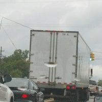 Photo taken at I-96 & E Beltline Ave NE by Stacey K. on 9/21/2012