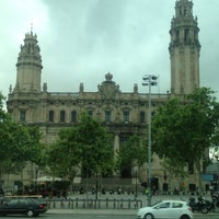 Photo taken at ILUNION Barcelona by Claudia C. on 5/10/2013