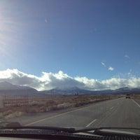 Photo taken at US Highway 395 by Maribel P. on 10/24/2012