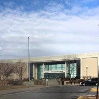 Photo taken at Burke High School by ShannonRenee M. on 12/26/2013
