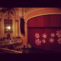 Photo taken at Saenger Theatre by Dani P. on 12/8/2012