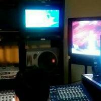 Photo taken at Doğan TV Center by Berk Ercan M. on 3/14/2016