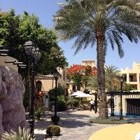 Photo taken at Novotel (Al Dana Resort) by Ali F. on 5/4/2014