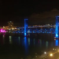 Photo taken at Hyatt Regency Jacksonville Riverfront by Vince M. on 10/10/2012