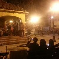 Foto tomada en Plaza Ñuñoa por Claudio G. el 3/24/2013