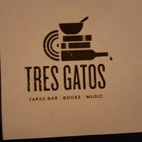 Photo taken at Tres Gatos by Enig M. on 1/14/2017