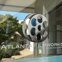Photo taken at Atlanta Filmworks Studios and Stages by Daniel M. on 10/28/2014
