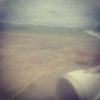 Photo taken at Lumbia Airport (CGY) by Quennie C. on 6/12/2013