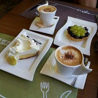 Photo taken at Nofara Café by Like Italian Mom's b. on 6/20/2013