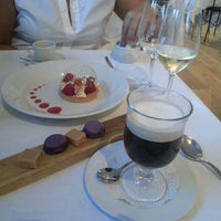 Photo taken at Tolbooth Restaurant by Gaia x. on 7/28/2013