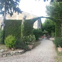 Photo taken at La bastide des amouriers by Gaia x. on 7/3/2013