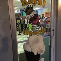 Photo taken at Royal Scoop Homemade Ice Cream by Claus R. on 2/17/2016