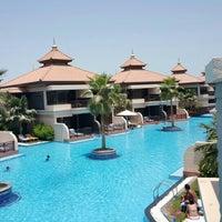 6/13/2015 tarihinde Zakariya B.ziyaretçi tarafından Anantara The Palm Dubai Resort'de çekilen fotoğraf