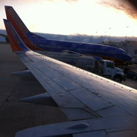 Photo taken at Gate A5 by Priscilla M. on 10/27/2012