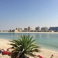Photo taken at Palm Jumeirah Frond M by Mary G. on 12/20/2014