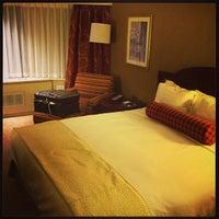 Photo taken at Hilton Seattle by Bryan W. on 1/1/2013