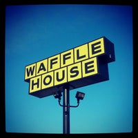Photo taken at Waffle House by Jeff K. on 1/3/2013