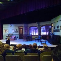 Photo taken at Barn Theatre by Jeff K. on 10/5/2014