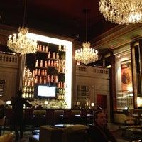 Photo taken at The Langham Boston Hotel by Pimsiri N. on 1/1/2013