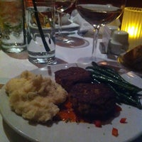 Photo taken at Fleming's Prime Steakhouse & Wine Bar by Theresa Michelle O. on 10/6/2012