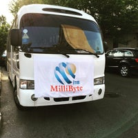 Photo taken at MilliByte by Kərim T. on 5/10/2015