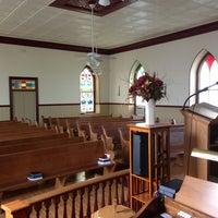 Photo taken at Evansburg United Methodist Church by Kathy K. on 9/8/2013