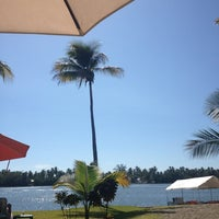 Photo taken at Refugio del Sol Hotel & Club de Playa by Monserrat T. on 1/6/2013